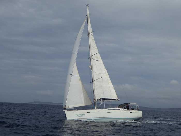 Voilier Adrenaline Oceanis 50