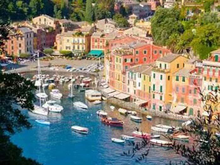 girolata-stephane-Portofino Italie - le Saint-Tropez Italien