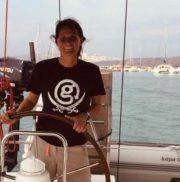 Kristien Skipper voile